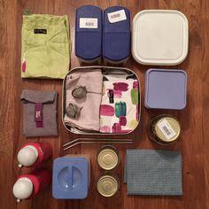 Zéro déchet même en vacances! Kit, Suitcase, Simple, Wayfarer, Vacation, Organization, Fingers, Home, Fashion Styles