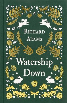Buy Watership Down by Richard Adams from Waterstones today! Click and Collect from your local Waterstones or get FREE UK delivery on orders over Book Club Books, Book Lists, Books To Read, My Books, Literature Books, Poetry Books, Watership Down Book, Richard And Adam, Pamphlet Design