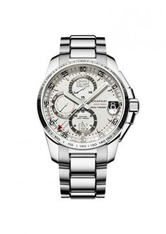 Chopard Watches Mille Miglia GT XL Chrono stainless steel