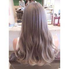38 Ideas For Hair Ideas Highlights Shades Love Hair, Gorgeous Hair, Korean Hair Color, Hair Colour Design, Ulzzang Hair, Ash Brown Hair, Hair Arrange, Aesthetic Hair, Looks Cool