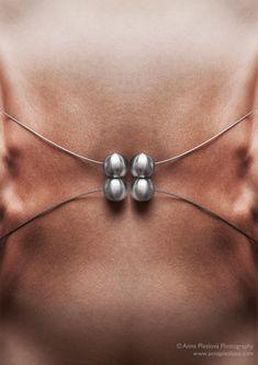 JARA DESIGN – ocelové šperky – Anna Pleslová