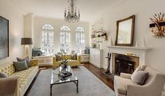 #SexandtheCity creator set to sell her NYC pad. Peek inside: http://s.hgtv.ca/1H7bjYX  #HomeTour