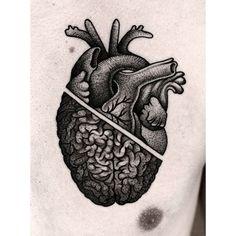 """dubuddha-tattoo: """" tattoo by Kamil Czapiga """""""