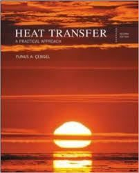 Heat And Mass Transfer A Practical Approach Free Pdf Books Heat Transfer Transfer Learning Process