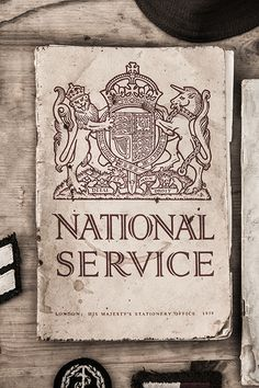 National Service Book