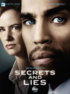 Season 2 of the show details an entirely different story than season 1, and I love it! Juliette Lewis is on point and Michael Ealy...I could stare at those bright blue eyes forever! #didheordidnthekillhiswife