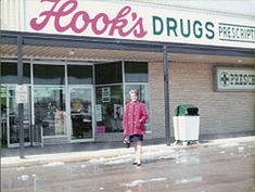 Hook's Drugs and Haag Drugs used to be as commonplace as Walgreens and CVS