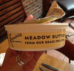 Great blog post from my friend Jenny on the importance of grass-fed meats and pastured butter to heal the gut
