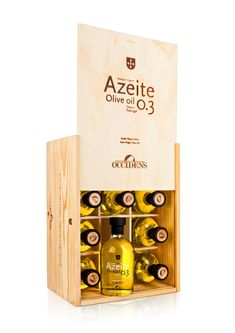 Occidens, Olive Oil. #packaging