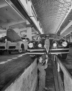 Alfa Romeo cars Italy 1948