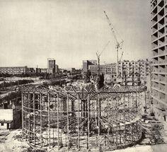Ppr, Deconstruction, Poland, Illusions, Paris Skyline, Period, City Photo, Cities, Nostalgia