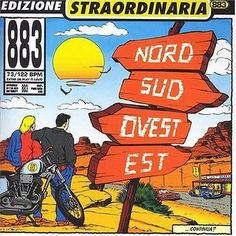 883 - Nord Sud Ovest Est (1993)