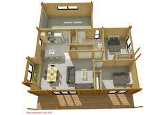 Kea Lifestyle 101 - Kitset Homes NZ