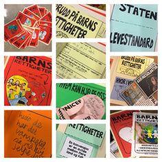 3b Aronsløkka skole Drammen har jobbet med tema: Barnsrettigheter og brukt opplegget til Teachingfuntastic og laget flap book. Elevene var kjempe engasjerte og likte arbeidsmåten kjempe godt. Monopoly, Barn, Converted Barn, Barns, Sheds