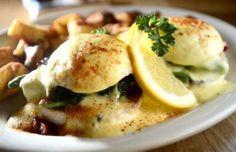Pierogis for breakfast? Don't knock it