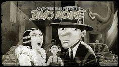 BMO Noire | Adventure Time Wiki | Fandom powered by Wikia