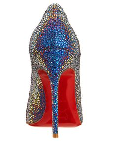 Fifi Strass, up close & personal Shoes Too Big, Beautiful Shoes, Girls Shoes, Shoe Boots, Christian Louboutin, High Heels, Pumps, My Style, Marilyn Monroe