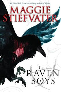 Everyday Reading: The Raven Boys by Maggie Stiefvater