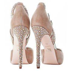 Janiko Damen High-Heels Spangenpumps PARIS Beige Janiko, http://www.amazon.de/dp/B00EJXXM6S/ref=cm_sw_r_pi_dp_UoR1sb0K7BV9E