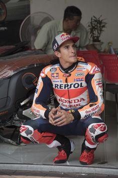 Marc Marquez, Spanish Grand Prix, Biker Girl, Motogp, Honda, Champion, Motorbikes, Illustrator, Bb