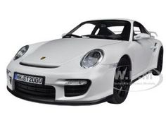 2007 Porsche 911 997 GT2 White - Latest addition to the collection