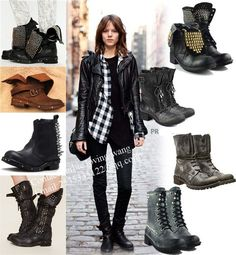Motorcycle boot, For women and Motorcycles on Pinterest