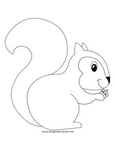 -squirrel - Hedgehog Coloring Pages - Best Coloring Pages For Kids klikni pro další Осінні витинанки: якісні шаблони для скачування фото) Fall Preschool Activities, Preschool Crafts, Applique Patterns, Quilt Patterns, Animal Coloring Pages, Autumn Art, Forest Animals, Felt Christmas, Art Wall Kids