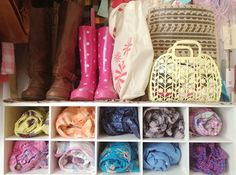 Scathingly Brilliant: my top five closet storage solutions