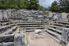 the bouleuterion at priene