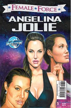 Angelina Jolie: Female Force