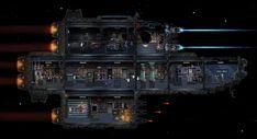 Galactic Princess - FTL plus Sword & Sworcery?