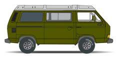 Fahrzeugvorbereitung VW Bus für die grosse Reise