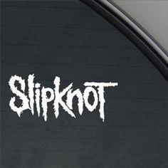 slipknot music decal II http://customstickershop.com/Music-Decals-C356430.aspx?sid=37962