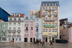 Lisboa. Fotografia de Ana Luísa Alvim #lisboa lisbon #portugal
