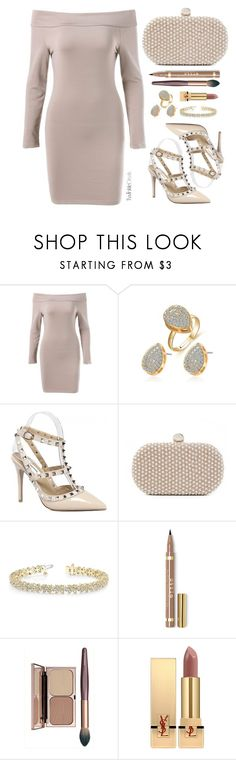 """TwinkleDeals"" by simona-altobelli ❤ liked on Polyvore featuring Santi, Allurez and Yves Saint Laurent"