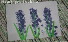 Bazie | Wiosna | prace plastyczne, edukacyjne Art For Kids, Preschool, Education, Plants, Color, Album, Spring, Therapy, Paper