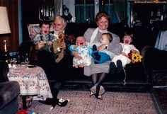 Comment des enfants peuvent ruiner vos photos de famille !