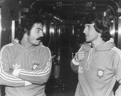 #Brazil (1978): #Rivelino and #Zico.