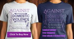Domestic Violence Awareness Month 2016 Domestic Violence, Free Ebooks, Claire, Blog, Stuff To Buy, Women