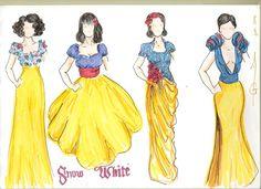 Disney - Snow White More : http://audreygianelli.wix.com/audreygianelli