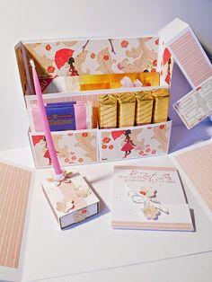 Sonnenblumes kreative Welt: Wellness-Box