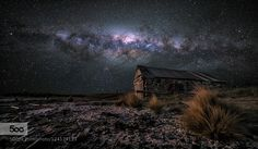 The Darkness by JayDaley Astro Carl Zeiss Distagon Kelvedon Milky Way Nikon Stars Tasmania Universe The Darkness Ja Alone In The Dark, Night Shot, Architecture Old, Built Environment, Landscape Photographers, Milky Way, Great Photos, Jay, Darkness