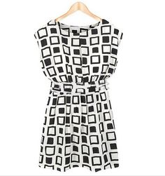 Square Dress – SEKclothing