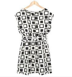 Square Dress – SEKclothing