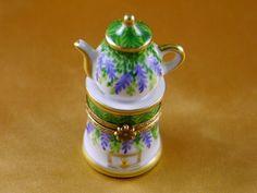 Herbal tea - Porcelain Limoges from France - Limoges Factory Co.