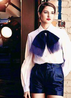 Shailene Woodley Tris Prior, Shailene Woodley, Theo James, Celebs, Celebrities, Submissive, Role Models, Preppy, Faces