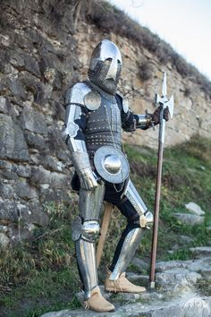 "Functional suit of armor ""Knight of Fortune"""