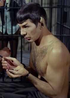 Spock., who knew?