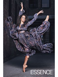 Ballet Star Misty Copeland: I Want to Educate People About What it Means to Be a Black Dancer http://www.people.com/article/misty-copeland-black-ballerina-aims-education-essence