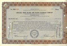 Rock Island and Pacific Railroad Company